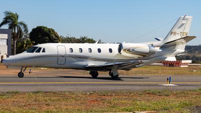 A picture of PRTEN - Cessna 560XLS Citation Excel - [5605778] - © DeltaFox Spotter