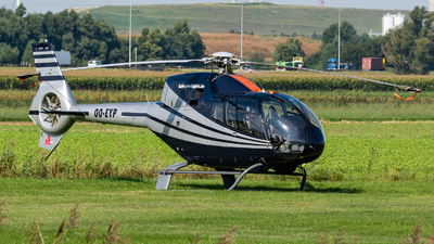 OO-EYP - Eurocopter EC 120B Colibri - Crown Helicopters