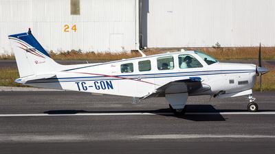 TG-GON - Beechcraft B36TC Bonanza - Private