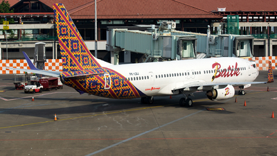 A picture of PKLBJ - Boeing 7379GP(ER) - Batik Air - © Ridho Maulana