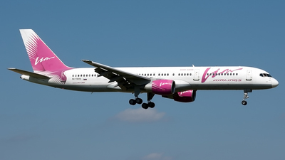 RA-73018 - Boeing 757-230 - Vim Airlines