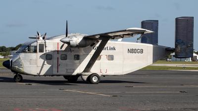 N80GB - Short SC-7 Skyvan - GB Airlink