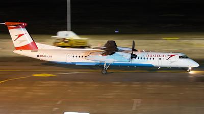 OE-LGB - Bombardier Dash 8-Q402 - Austrian Airlines