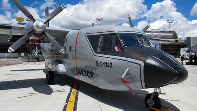 EJC1122 - CASA C-212-100 Aviocar - Colombia - Army