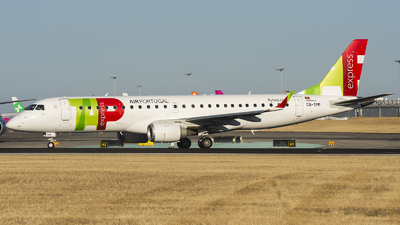 CS-TPP - Embraer 190-100LR - TAP Express