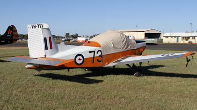 VH-YVV - New Zealand Aerospace CT-4A Airtrainer - Private