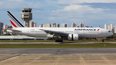 A picture of FGSPQ - Boeing 777228(ER) - Air France - © Rafael Costa / PSW Aviation