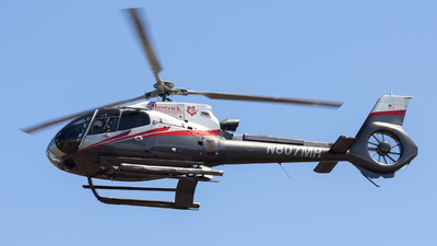 N807MH - Eurocopter EC 130B4 - Maverick Helicopters