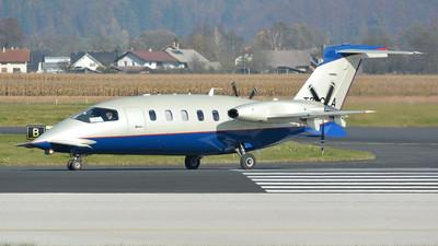 T7-CLA - Piaggio P-180 Avanti II - Challenge Air