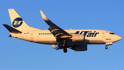 VQ-BPP - Boeing 737-524 - UTair Aviation