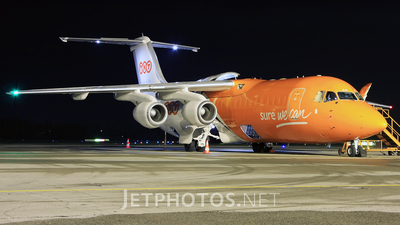 OO-TAA - British Aerospace BAe 146-300(QT) - TNT Airways