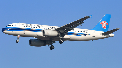 B-6895 - Airbus A320-232 - China Southern Airlines