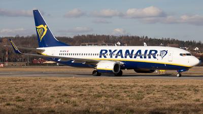 9H-QCW - Boeing 737-8AS - Malta Air (Ryanair)