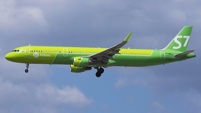 A picture of VPBPC - Airbus A321211 - S7 Airlines - © Karsten S.