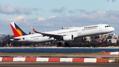 RP-C9936 - Airbus A321-271N - Philippine Airlines