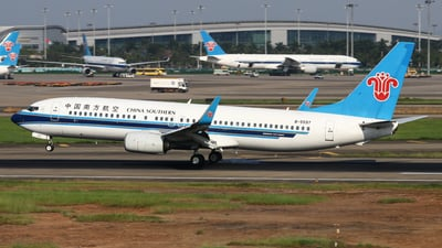 B-5597 - Boeing 737-81B - China Southern Airlines