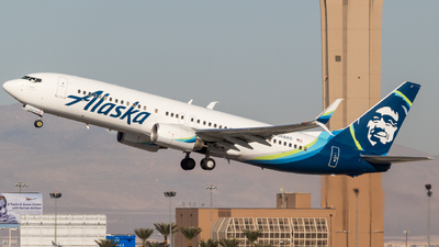 N568AS - Boeing 737-890 - Alaska Airlines