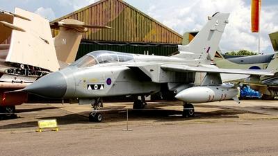 XZ631 - Panavia Tornado GR.4 - United Kingdom - Royal Air Force (RAF)