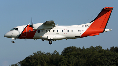 VH-PPJ - Dornier Do-328-100 - EASP Air