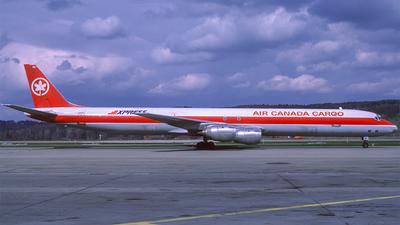 C-FTIK - Douglas DC-8-73(F) - Air Canada