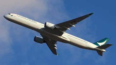 B-LXN - Airbus A350-1041 - Cathay Pacific Airways