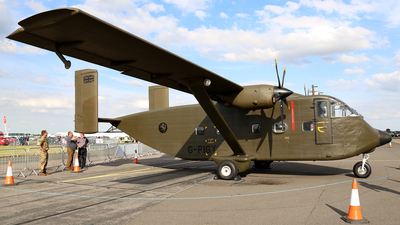 G-PIGY - Short SC-7 Skyvan 3-100 - Babcock Defence Services
