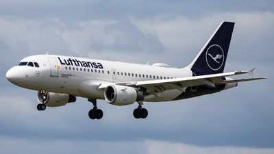 A picture of DAILD - Airbus A319114 - Lufthansa - © kevin.hackert
