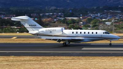 A picture of N194SR - Cessna 750 Citation X - [7500112] - © Tomás Cubero Maingot - SJO Spotter