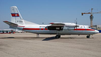 P-532 - Antonov An-24RV - Air Koryo