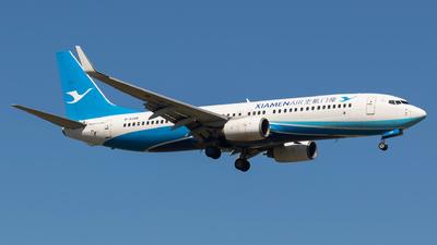 B-5388 - Boeing 737-86N - Xiamen Airlines