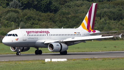 D-AGWU - Airbus A319-132 - Germanwings
