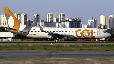 A picture of PRGTO - Boeing 7378EH - GOL Linhas Aereas - © Davi P. Ribeiro