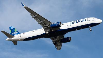 A picture of N970JB - Airbus A321231 - JetBlue Airways - © N. Goodman