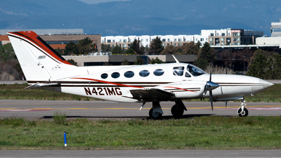 N421MG - Cessna 421C Golden Eagle - Private