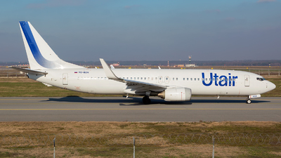 VQ-BDH - Boeing 737-8S3 - UTair Aviation
