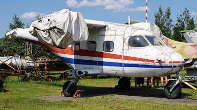 01 - Antonov An-14 Pcholka  - Soviet Union - Air Force