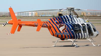 N419CF - Bell 407 - Care Flite