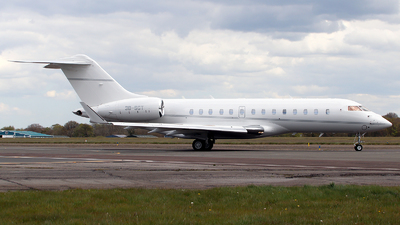 3B-SGT - Bombardier BD-700-1A11 Global 5500 - Private