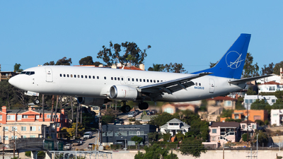N438US - Boeing 737-4B7 - iAero Airways
