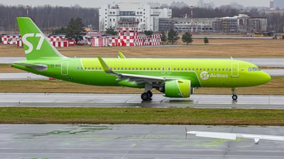 VQ-BSD - Airbus A320-271N - S7 Airlines
