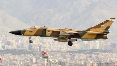 3-6809 - Sukhoi Su-24M Fencer - Iran - Air Force