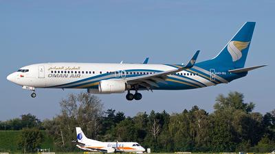 A4O-BG - Boeing 737-8FZ - Oman Air