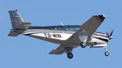 TG-MIN - Beechcraft A36TC Bonanza - Private