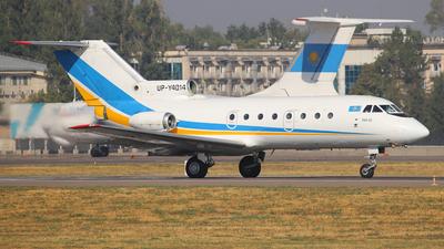 UP-Y4014 - Yakovlev Yak-40 - Zhezkazgan Air