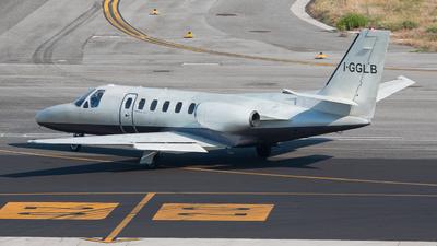 A picture of IGGLB - Cessna 550 Citation II -  - © Giorgio Adamo