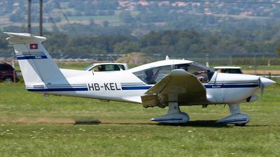 HB-KEL - Robin R3000/160 - Private