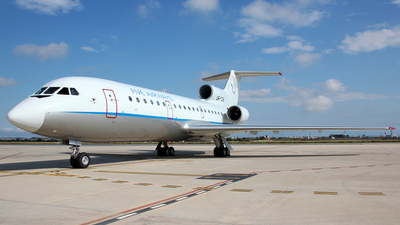 UR-COH - Yakovlev Yak-42D - Five Airways