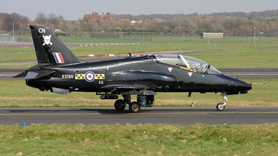 XX190 - British Aerospace Hawk T.1A - United Kingdom - Royal Air Force (RAF)