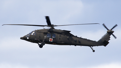 18-21016 - Sikorsky HH-60M Blackhawk - United States - US Army
