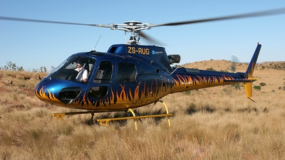 ZS-RUG - Eurocopter AS 350B3 Ecureuil - Private